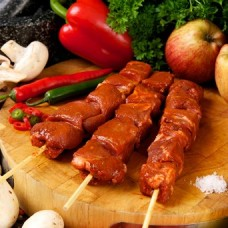 Chinese Pork Kebab Each