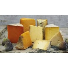 Cheese selection